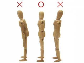 姿勢の歪み